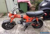 Honda ST 70 Monkeybike for Sale
