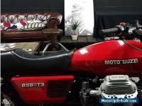 1976 Moto Guzzi 850 T3