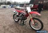 2006 Honda Crf 250 Twin Pipe Motocross Bike  for Sale