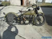 1934 Harley-Davidson CB