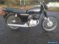 SUZUKI GP100 1980 FOR SPARES OR RESTORATION - GP 100