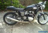 2016 Triumph Thruxton - Basically brand new- Over$4000 in upgrades- Only 1800 KM for Sale