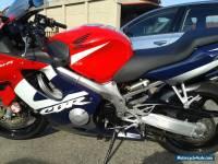 2003 HONDA CBR600F-2 RED