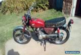 1971 Honda CL for Sale
