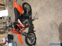 Great Condition KTM 50SX.