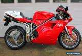 2001 Ducati Superbike for Sale