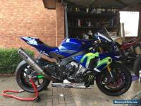 yamaha r1 2015 track race bike