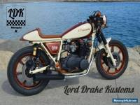 "YAMAHA XS 750 TRIPLE CAFE RACER ""CREAM"" YOU MUST SEE! SPECIAL PRICE THIS WEEK!"