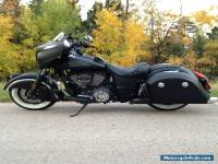 2016 Indian CHEIFTAIN DARK HORSE