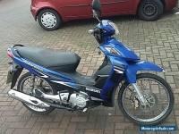 Suzuki 125cc Step through scooter FL 125 ADDRESS 12 months mot  Good condition