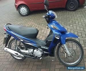 Suzuki 125cc Step through scooter FL 125 ADDRESS 12 months mot  Good condition for Sale