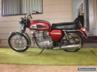 BSA ROCKET 3 MOTORCYCLE. 1970 / 71 model