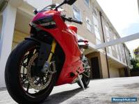 DUCATI PANIGALE 1199 S - Termi Pipes Great condition, Never dropped or tracked