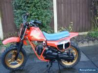 honda qr 50 cc childs motorcycle not yamaha or suzuki