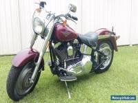 Harley Davidson Fatboy 2000 Twin cam