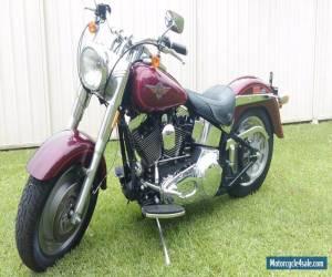 Harley Davidson Fatboy 2000 Twin cam for Sale
