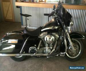 HARLEY DAVIDSON 2003 FLH ELECTRA GLIDE TOURER CENTENARY MODEL, VERY CLEAN for Sale