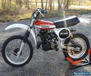 1978 Yamaha TT for Sale