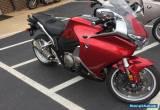 2010 Honda Interceptor for Sale