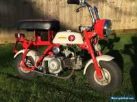 Honda Z 50 M Monkey bike 1968