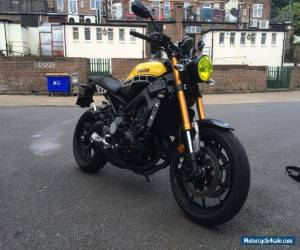 YAMAHA XSR900 60TH ANIVERSARY MODEL for Sale