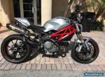 2011 Ducati Monster for Sale