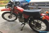 1978 Honda Other for Sale