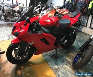 2007 Kawasaki Ninja for Sale