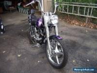 1971 Harley-Davidson Touring