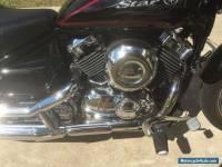 2011 Yamaha xvs650