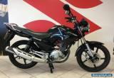 Yamaha YBR125 2011 Black for Sale