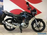 Yamaha YBR125 2011 Black