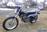 1975 Harley-Davidson sx for Sale