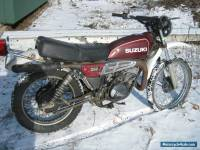 1978 Suzuki Other