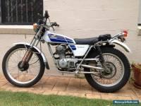 Honda TL125 1980