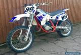 1992 YAMAHA YZ 125 EVO MOTOCROSS ~ RARE BIKE for Sale