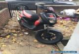 YAMAHA SLIDER EW50 MOT RARE SCOOTER FAST MBK STUNT for Sale