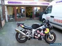 1999 Yamaha YZF R6