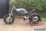 Suzuki GSF250    Project Motorcycle, Cafe Racer or Bandit winter project for Sale