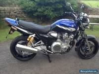 2004 YAMAHA XJR 1300 BLUE STUNING LOW MILEAGE 8.500 MILE LOW OWNER FULL HISTORY