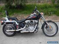 HARLEY DAVIDSON FXS SOFTAIL STANDARD, STARTS RUNS AND RIDES AWESOME!