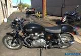 2013 Triumph Bonneville for Sale