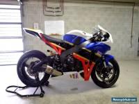 Honda cbr1000rr fireblade track/race bike 2009