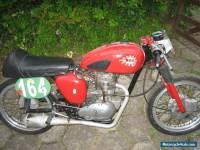 BSA C15 Vintage Classic Racer