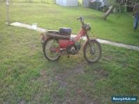 postie bike Honda CT110