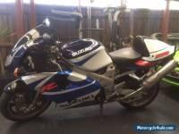 SUZUKI TL1000R MOTORBIKE