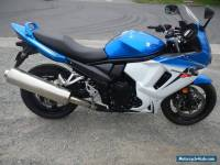 SUZUKI  GSX 650 F LAMS APPROVED ONLY 5629 ks