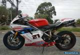 DUCATI 1198s 2009 with only 15,420 ks Bargain  for Sale