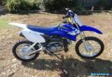 YAMAHA TTR110E KIDS MOTORBIKE 2014  for Sale