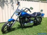 Harley Davidson Wide Glide 2002 Twin cam